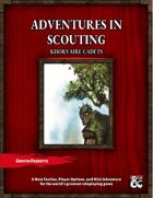 Adventures in Scouting: Khorvaire Cadets