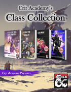 Crit Academy's Class Collection [BUNDLE]