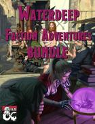 Waterdeep: Faction Adventures Best Sellers [BUNDLE]