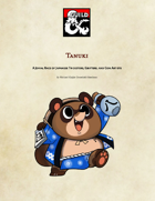 Tanuki, A Jovial Race of Japanese Tricksters, Grifters, and Con Artists