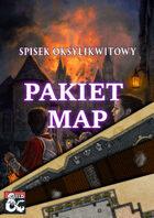 Spisek Oksylikwitowy - Pakiet Map