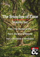 The Branches of Time: Season One [BUNDLE]