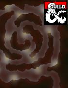 Spiraling cave