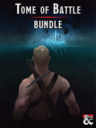 Tome of Battle  [BUNDLE]