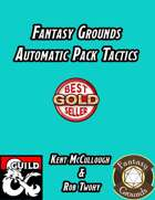 Fantasy Grounds Automatic Pack Tactics