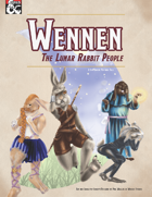 Wennen - The Lunar Rabbit People