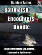 Saltmarsh Encounters Bundle - Encounter Tables [BUNDLE]