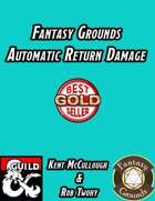 Fantasy Grounds Automatic Return Damage