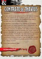 Contrato de Thavius Kreeg - Descida ao Avernus