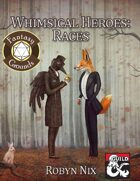 Whimsical Heroes: Races (Fantasy Grounds)