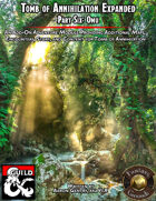 Tomb of Annihilation Expanded, Part 6: Omu (Fantasy Grounds)