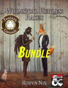 Whimsical Heroes: Races [BUNDLE]