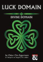 Luck Domain - Divine Domain