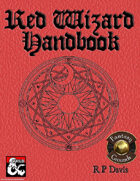Red Wizard Handbook (Fantasy Grounds)