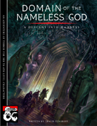 Domain of the Nameless God (5e, horror)