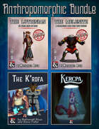 Anthropomorphic Races [BUNDLE]