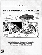 The Prophecy of Maloch