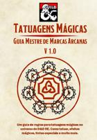 Tatuagens Mágicas v 1.0 - Guia Abençoado de Marcas Arcanas