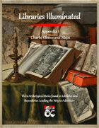 Libraries Illuminated - Appendix I Charts Globes and Maps