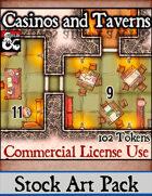 Casinos and Taverns