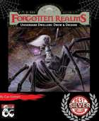 Underdark Dwellers: Drow & Driders (For Stray Animals Charity)