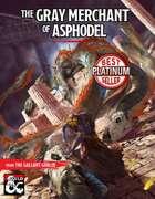 The Gray Merchant of Asphodel: 100+ Theros Magic Items