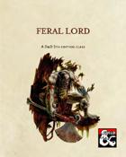 Feral Lord - A 5e Class