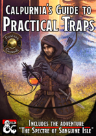 Calpurnia's Guide to Practical Traps (Fantasy Grounds)