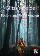 Glitzz's Guide to Potions and Floral Amulets