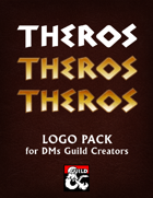 Theros logo pack