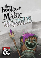 The Books of Magic [BUNDLE]