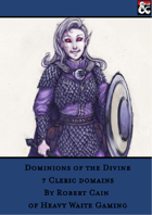 Dominions of the Divine
