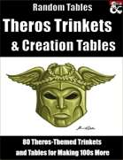 Theros Trinkets and Creation Tables - Random Tables