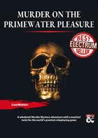 Murder on The Primewater Pleasure