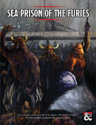 Sea Prison of The Furies