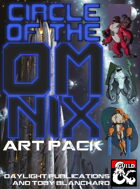 Circle of the Omnix Art Pack