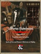 Libraries Illuminated - Appendix II Trophies and Curiosities