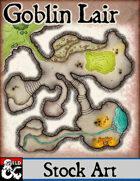 Goblin Lair - Stock Map