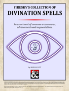 Divination Spells - Firesky's Collection