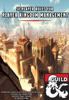 Player Kingdom Management - Player Owned Kingdom Rules