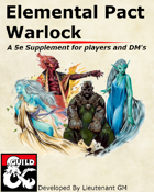 Elemental Pact Warlocks