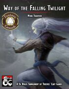 Way of the Falling Twilight: Monk Tradition (Fantasy Grounds)