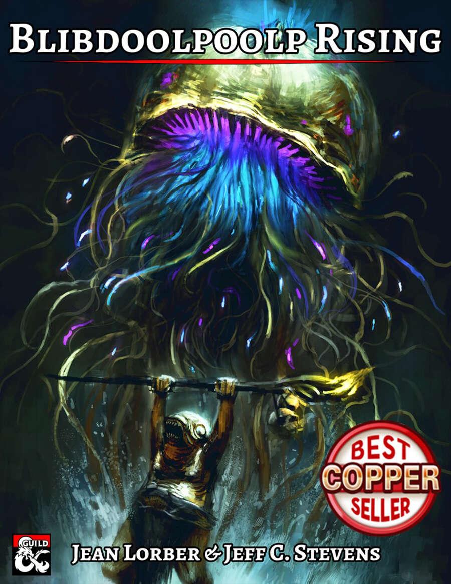 Blibdoolpoolp Rising Cover