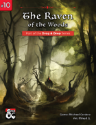Drag & Drop #10: The Raven of the Woods