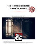 The Horrors Beneath Hopen'er Asylum