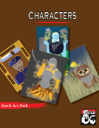 Characters Art Pack