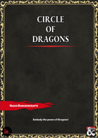 Druid Circle of Dragons