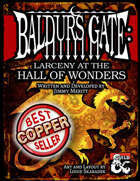 Baldur's Gate: Larceny at the Hall of Wonders