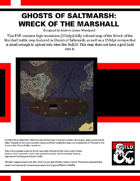 Ghosts of Saltmarsh: Wreck of the Marshall Fully Colored Maps