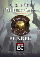 Fall of Cyrog PDF + Fantasy Grounds [BUNDLE]